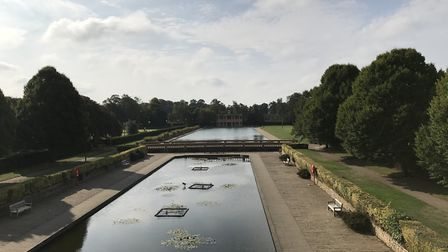 Friends of Eaton Park have organized guided tours of the famous parks rooftops. Photo: Victoria Pert