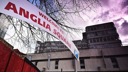 Anglia Square. Picture: ANTONY KELLY