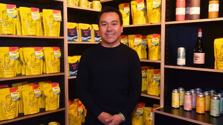 Kofra managing director Jos� Guzman is opening a new NR3 branch in time for summer and will run take