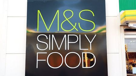 M&S is to reopen its cafe in the Sweetbriar Road retail park Simply Food for hot takeaway drinks. Pi