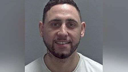 Joseph Sharpe, 35, who is wanted on recall to prison. Picture: Norfolk Constabulary