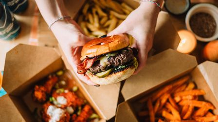 Norwich BrewDog is delivering draught beer and burgers across the city during lockdown Picture: Brew