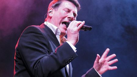 The original line-up will remain for 2021, including Spandau Ballet star Tony Hadley Picture: Suppli