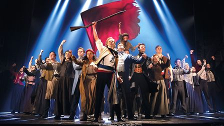 Theatre bosses are trying to find new dates for Les Miserables. Picture: Supplied by Norwich Theatre