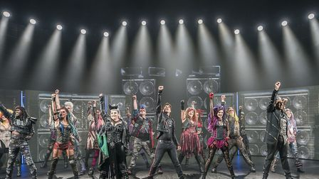 We Will Rock You will now come to the Theatre Royal in 2021 instead Credit: Picture: Johan Persson