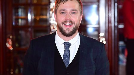 Comedian Iain Stirling's Playhouse show has been rescheduled Picture: Ian West/PA Wire.