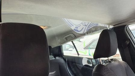 ABC Taxis Norwich has been given permission to install screens in all of its cars. Picture: Chris Ha