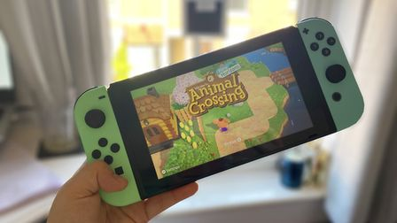 A Nintendo Switch was stolen from a property in Norwich. Picture: Archant