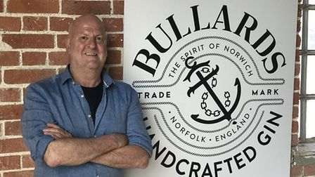 Russell Evans, of Bullards. Pic: Archant