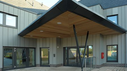 East Anglias Childrens Hospices, The Nook in Framingham Earl. Picture: EACH