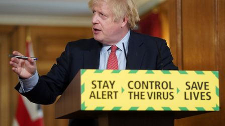 Prime minister Boris Johnson said the government five key tests have been met and that schools will