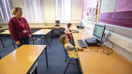 Social distancing measures will be in place as more children return to primary schools from June 1.