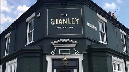Rose Hanison took over The Stanley NR3 in 2018 and has given it a major renovation Picture: Rose Han