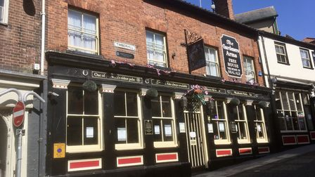 The Murderers, or Gardeners Arms, Norwich may not reopen until Christmas.