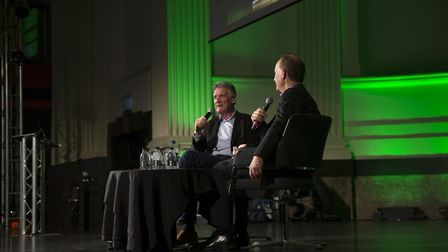Michael Palin at Norwich Film Festival 2017. The popular event is returning for its 10th anniversary