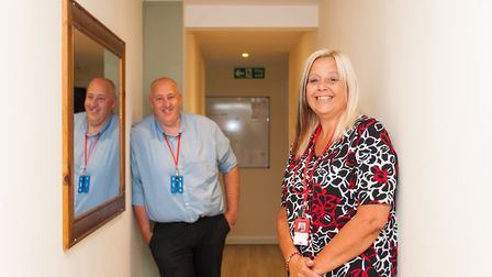 Winnie Payling (registered manager) and Jochen Self (managing director) will be opening their new ca