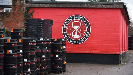 Redwell Brewing in Trowse who are doing takeaways Picture: Sonya Duncan