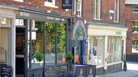 Benoli is taking bookngs from July 4. Pic: Archant