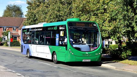 From Sunday, June 28, First Eastern Counties is introducing some changes to its Network Norwich Gree