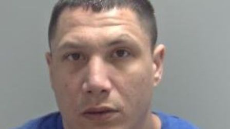 Norfolk Police are trying to trace Matthew Oarton who is believed to be in the Norwich area. Picture