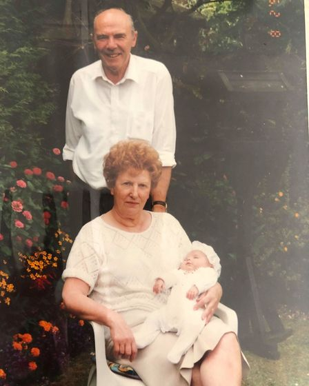 Ronald and Betty Bissmire. Picture: Family Collection