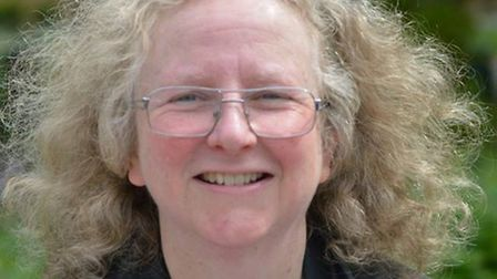 Lesley Grahame, Green Party councillor for Thorpe Hamlet. Pic: Green Party.