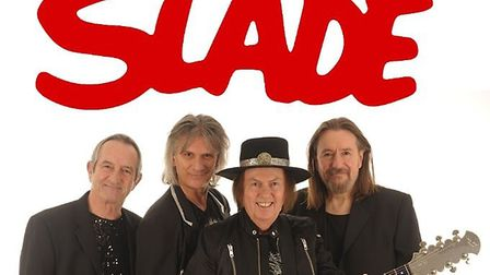 Slade are heading to Norwich on their 2020 Christmas tour Picture: Supplied