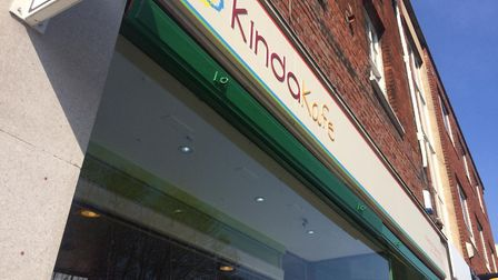 KindaKafe in Castle Meadow Picture: Emily Powter-Robinson/Archant