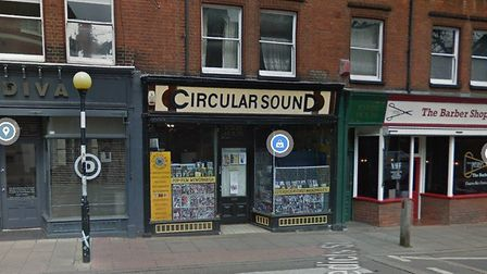 Circular Sounds on St Benedicts Street Norwich. Picture: Google Maps