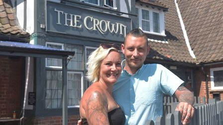 The Crown Pub Costessey is set to re open 4th July after lock down restrictions are lifted. Landlord