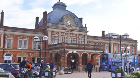 Upper Crust has a branch at Norwich railway station. Photo: Archant