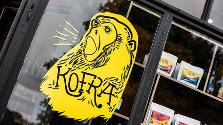 Kofra has a new premises in NR3 which is open seven days a week Picture: SARAH LUCY BROWN