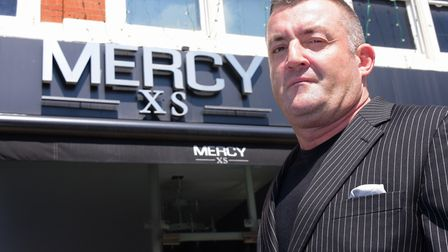 Toby Middleton, manager of the former Mercy nightclub in Norwich. Picture by SIMON FINLAY.