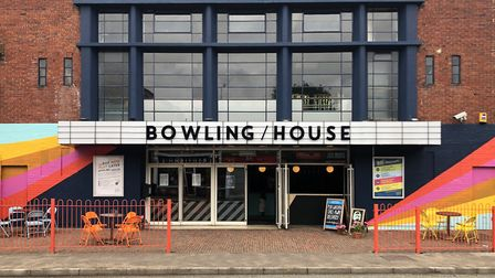The Bowling House in Norwich has been overwhelmed by the support from customers Picture: The Bowling