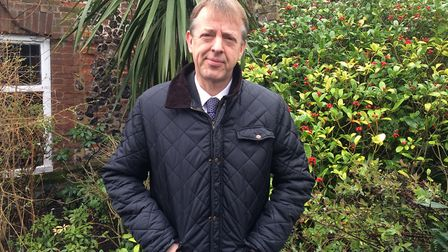Former police inspector Adam Hayes overturned his parking charge from NPE at Earlham House and attac