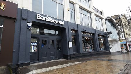 Bar and Beyond in Prince of Wales Road Picture: ANTONY KELLY
