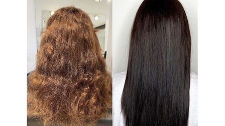 Transformation by Jess at Hairsmiths, Timber Hill.