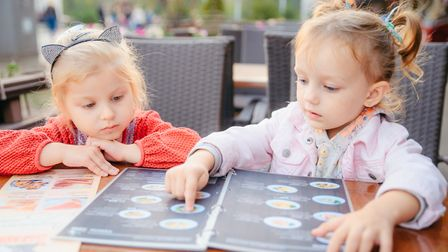Families will be able to get money off meals out. Picture: Getty Images/iStockphoto