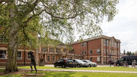 City of Norwich School in Eaton Road. Picture: CNS