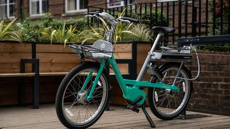 Pedal assist electric e-Bikes have been added to Norwich rental scheme to encourage longer journeys.