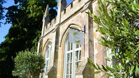 The Orangery Tea Room at Ketteringham Hall, near Wymondham, has launched 'Shielded Wednesdays' for v