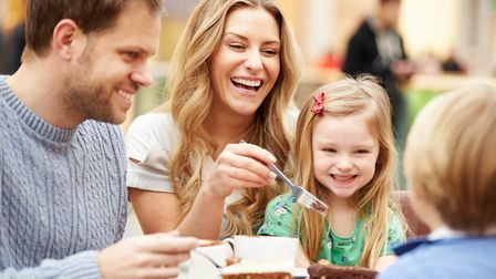 Find discount codes for family-friendly restaurants. Picture: Getty Images