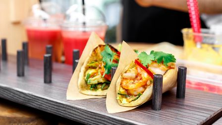 Street vendor selling tacos outdoors (stock image) Picture: Getty Images/iStockphoto/Prostock-Studio