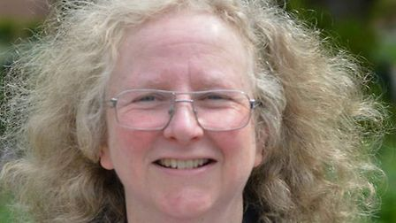 Lesley Graham, Green Party city councillor for Thorpe Hamlet ward in Norwich. Pic: Green Party.