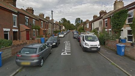 Steven Tizzard, of Primrose Road, Norwich, admitted stealing gold from an elderly man Photo: Goog