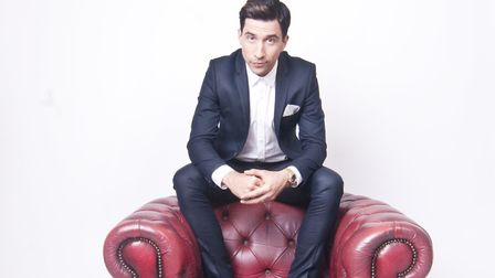 Comedian and presenter Russell Kane will also perform at Interlud Picture: Supplied by Norwich Theat