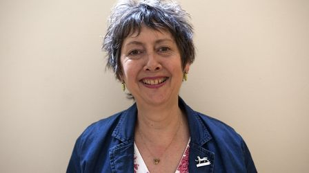 Gail Harris, Norwich City Council cabinet member for social housing. Pic: Archant Library.