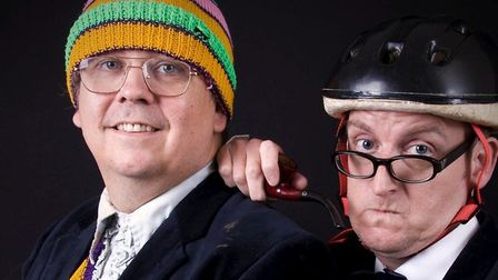 The Raymond and Mr Timpkins Revue Picture: Supplied by Red Card Comedy Club