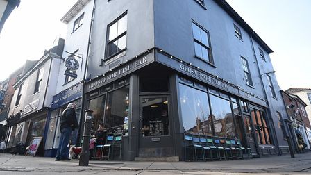 The Grosvenor Fish Bar. Picture: Archant