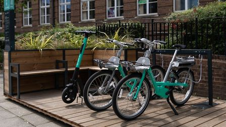 Beryl will soon be renting out e-scooters in Norwich; Pic: Beryl
